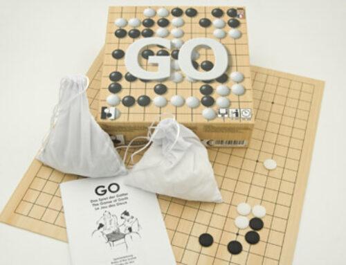 Go. Das Spiel der Götter